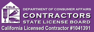 Contractor Licence